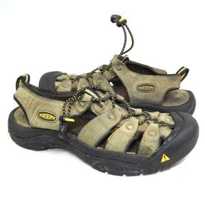 Keen Women Leather Sandals Sport Waterproof 7
